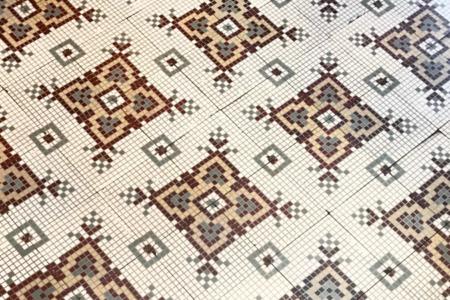 Le choix d'un carrelage de sol vintage