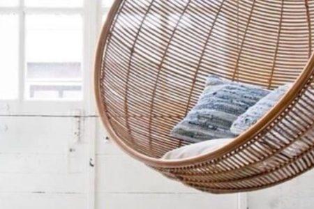 Les 10 plus beaux fauteuils oeufs suspendus pas chers