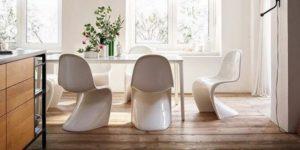 Les jolies copies de la chaise Panton