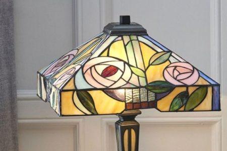Lustre, applique, lampadaire : Les plus belles occasions de lampes Tiffany