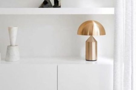 Une lampe champignon iconique : les copies Atollo