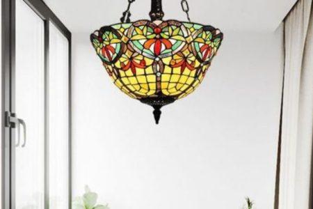 Notre sélection de lampes style Tiffany